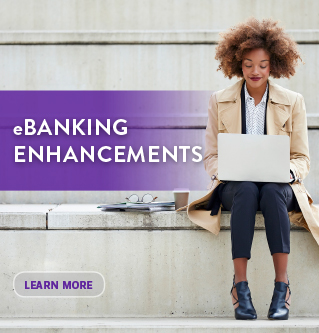 eBanking Enhancements.
